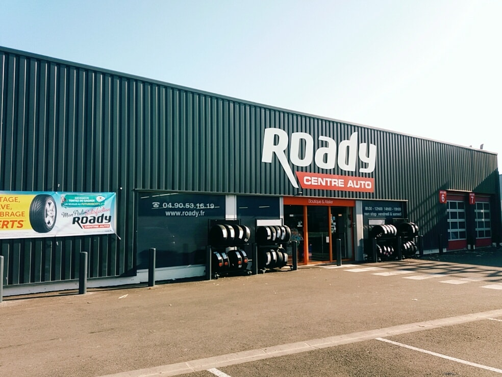 Photo Centre Auto Roady Salon de Provence